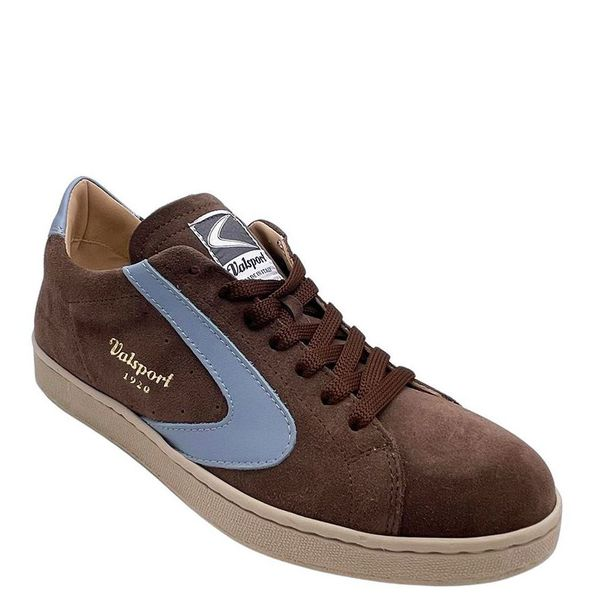 5. Sneakers basse scamosciate Valsport Marrone Valsport
