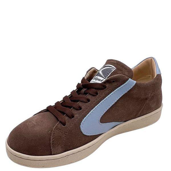4. Sneakers basse scamosciate Valsport Marrone Valsport