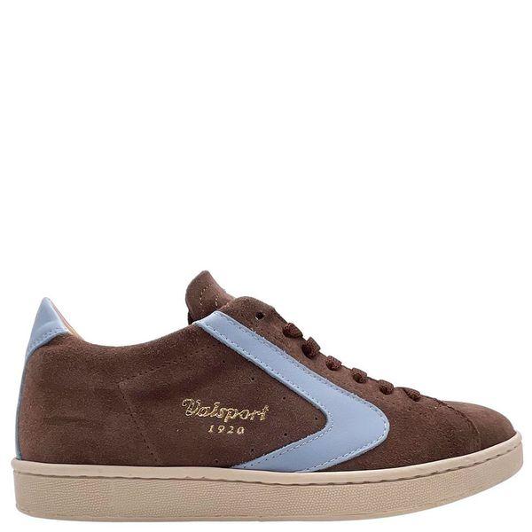 2. Sneakers basse scamosciate Valsport Marrone Valsport