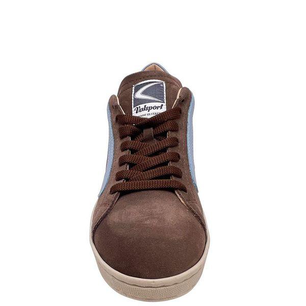 3. Sneakers basse scamosciate Valsport Marrone Valsport