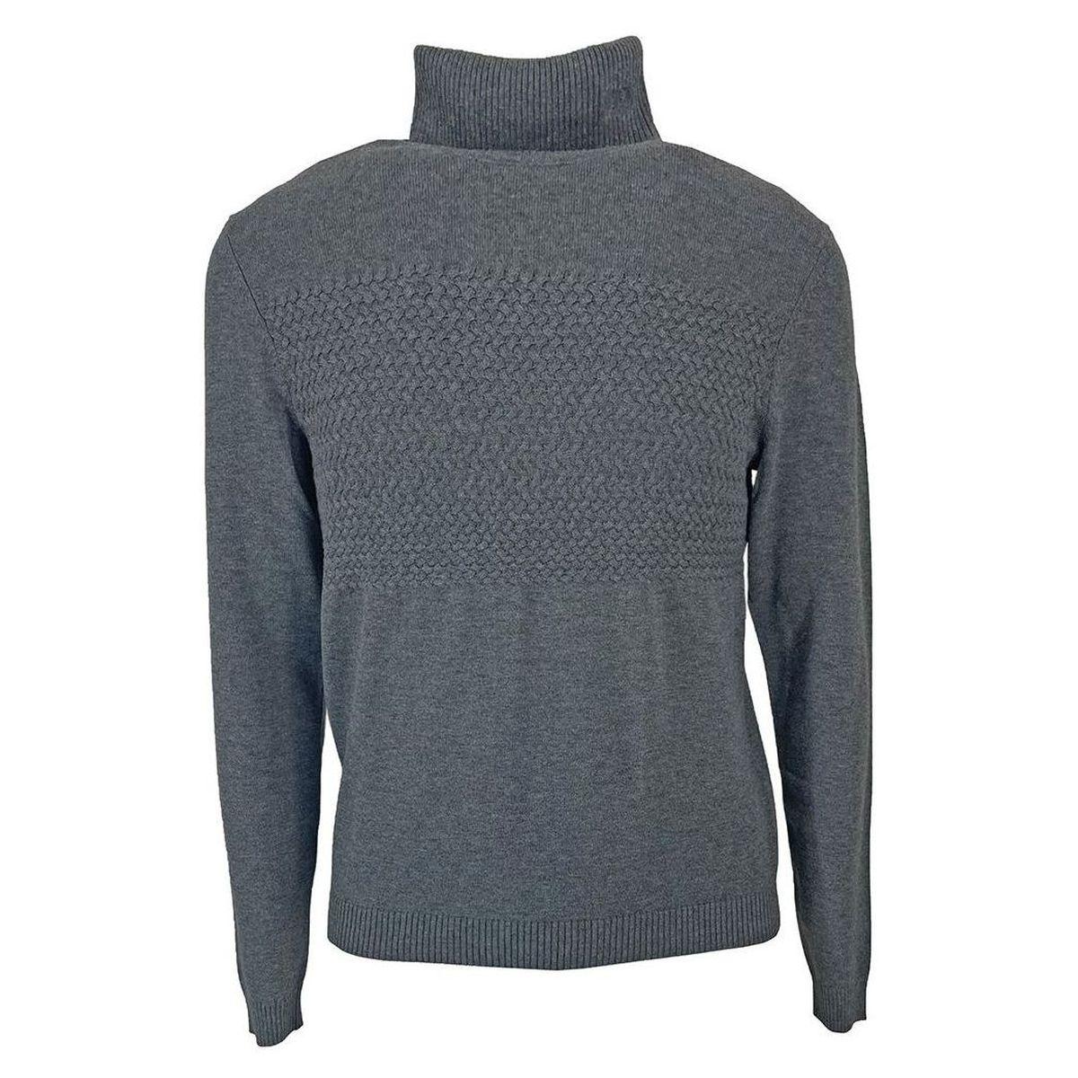 1. Dolcevita misto lana-cotone HUGO Grigio Hugo