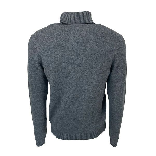 3. Dolcevita misto lana-cotone HUGO Grigio Hugo