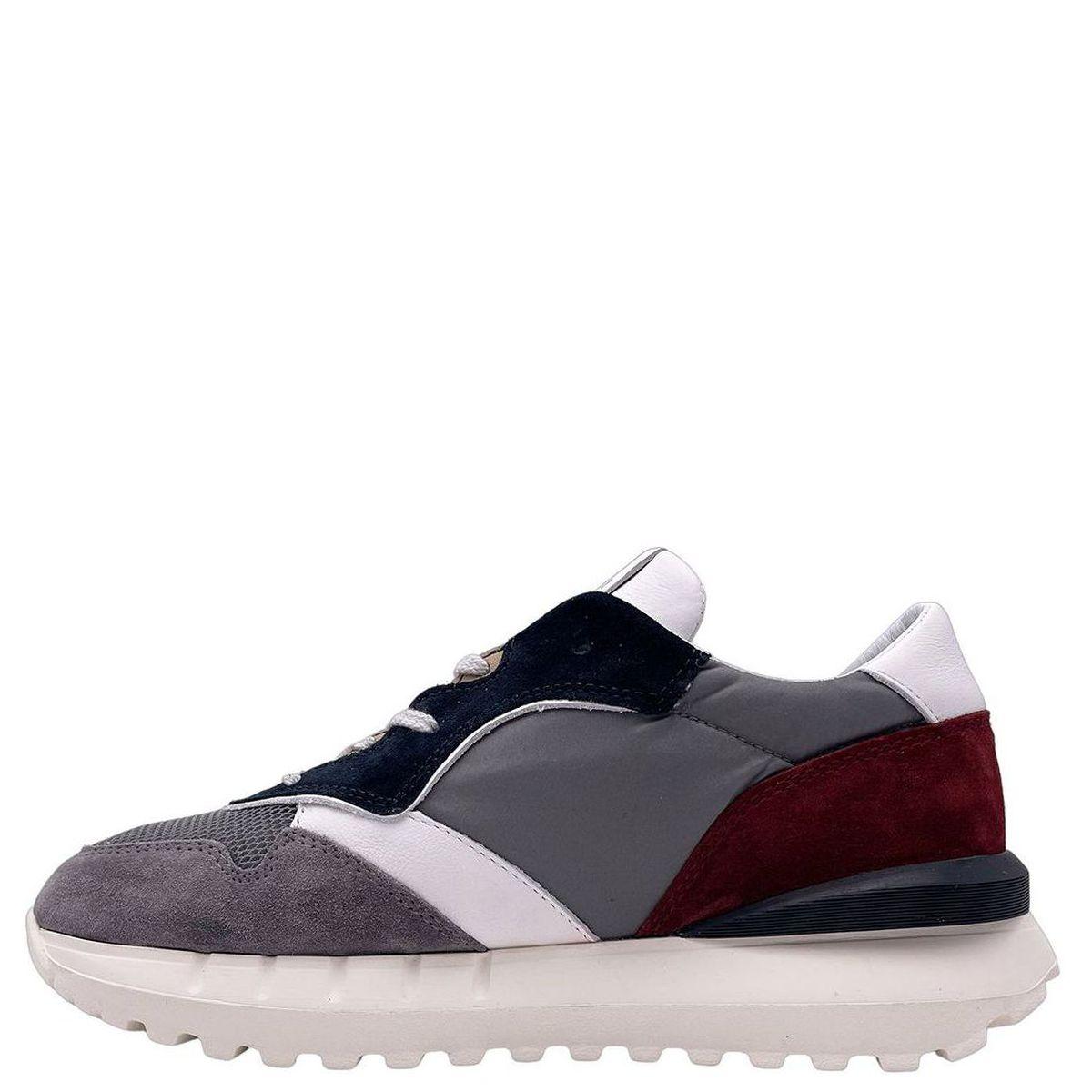 1. Sneakers running modello luna in grigio D.A.T.E Grigio D.A.T.E.