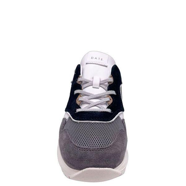 3. Sneakers running modello luna in grigio D.A.T.E Grigio D.A.T.E.