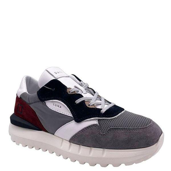 5. Sneakers running modello luna in grigio D.A.T.E Grigio D.A.T.E.