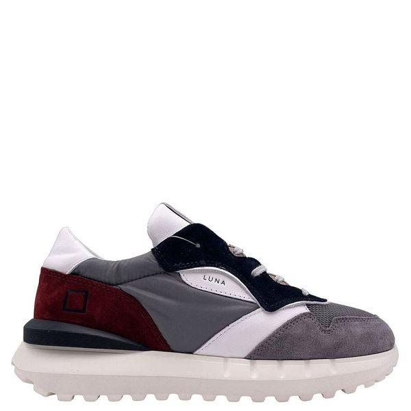 2. Sneakers running modello luna in grigio D.A.T.E Grigio D.A.T.E.