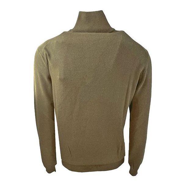 3. Maglia lupetto misto lana Seventy Tortora Seventy