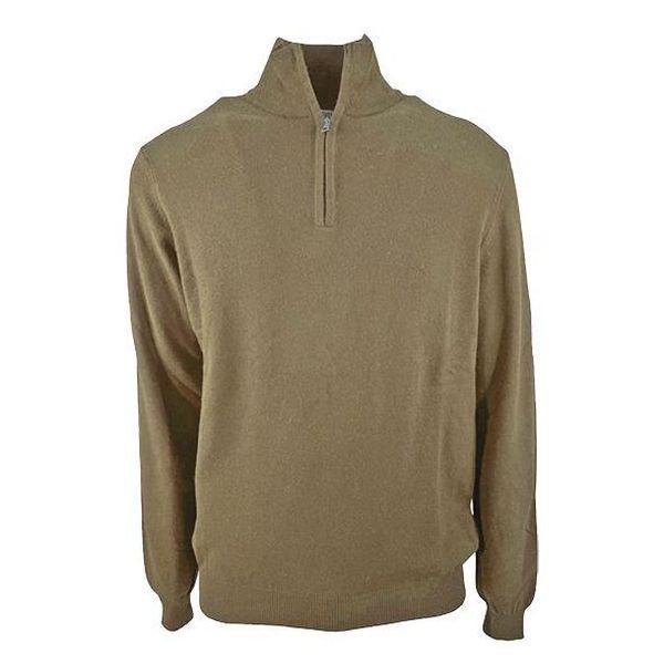 1. Maglia lupetto misto lana Seventy Tortora Seventy