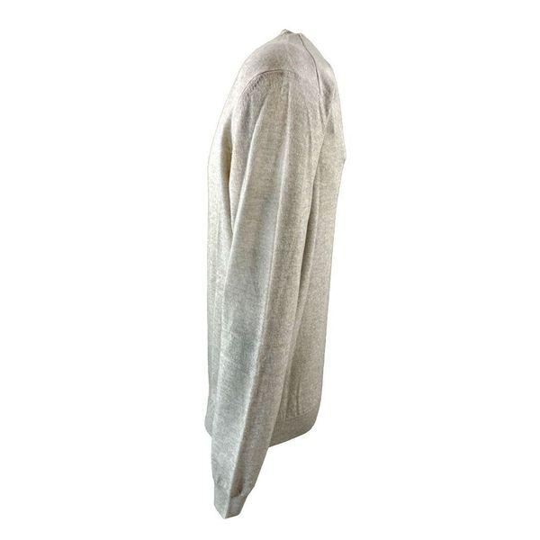 2. Maglia girocollo in misto lana Seventy Beige Seventy