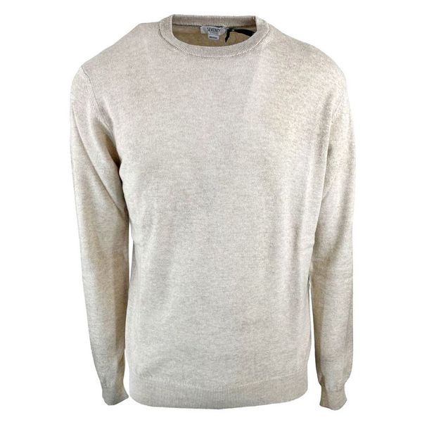 1. Maglia girocollo in misto lana Seventy Beige Seventy