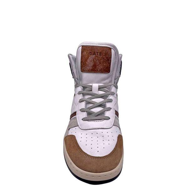 3. Sneakers alte beige-bianco D.A.T.E. Beige D.A.T.E.