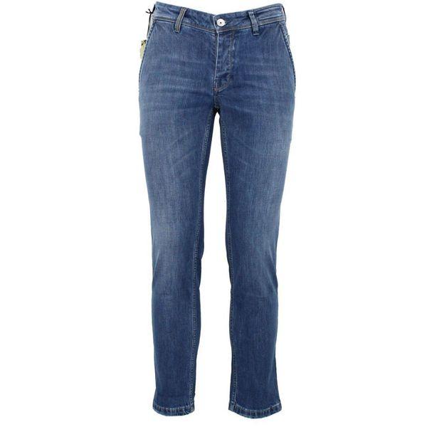 1. Jeans elasticizzato chiaro Re-Hash Blue Re-Hash