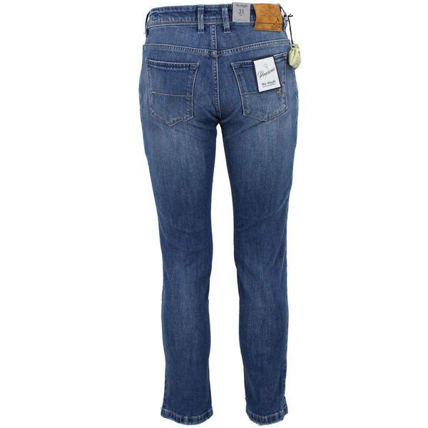3. Jeans elasticizzato chiaro Re-Hash Blue Re-Hash