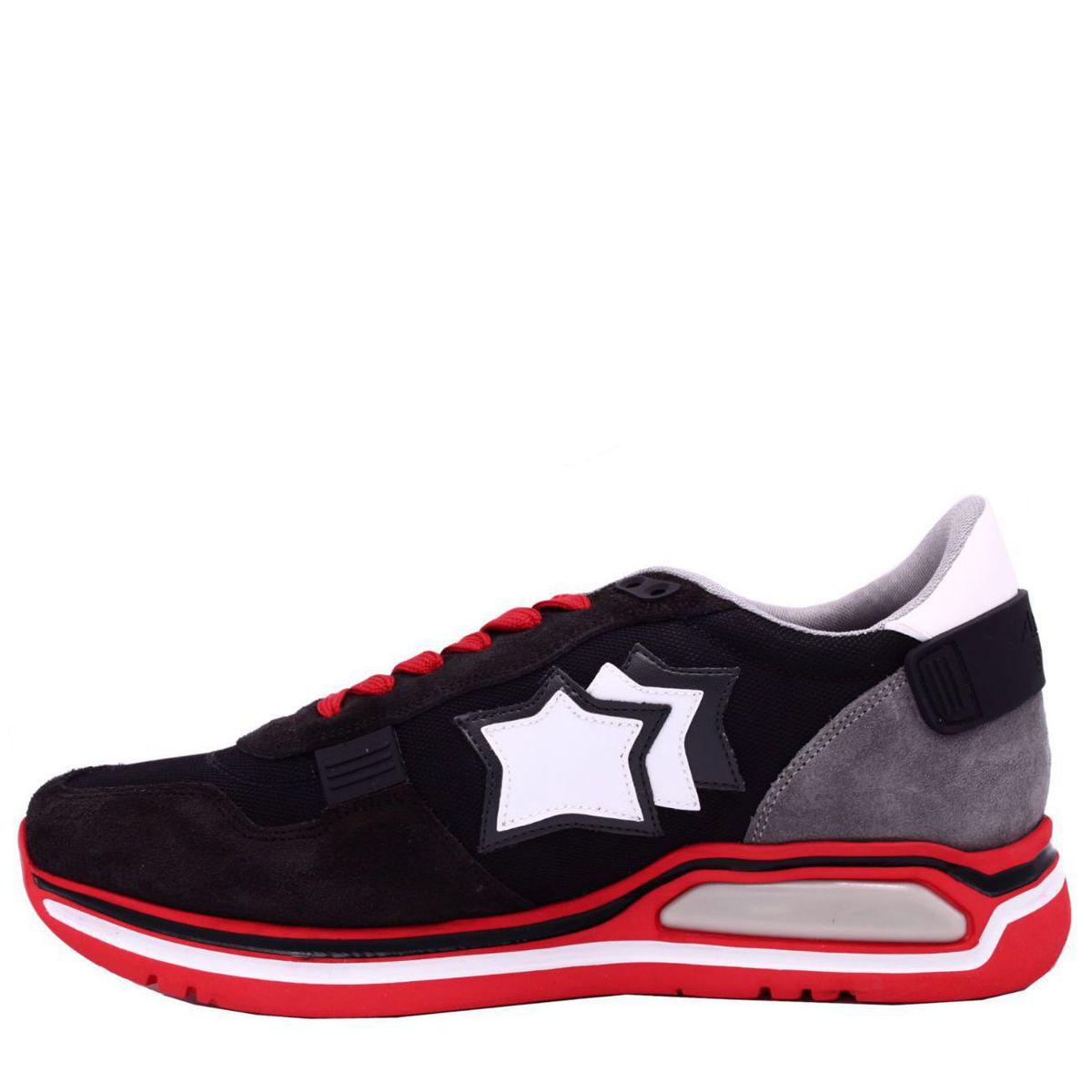 Sneakers modello pegasus nero Nero Atlantic Stars