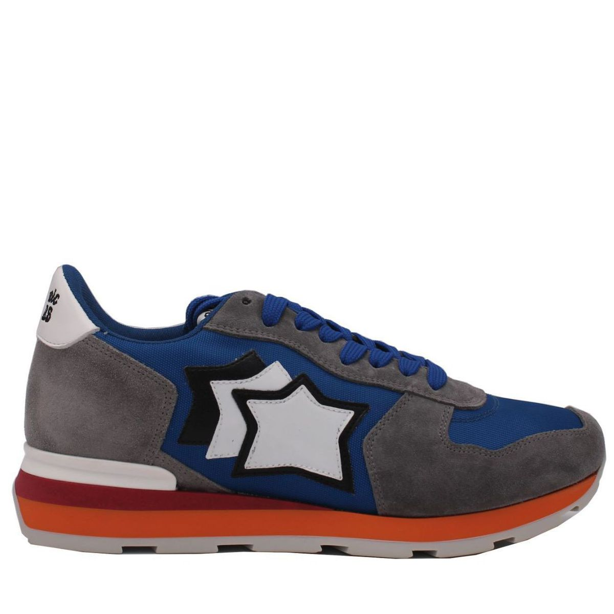 Sneakers modello antares grigio Grigio Atlantic Stars