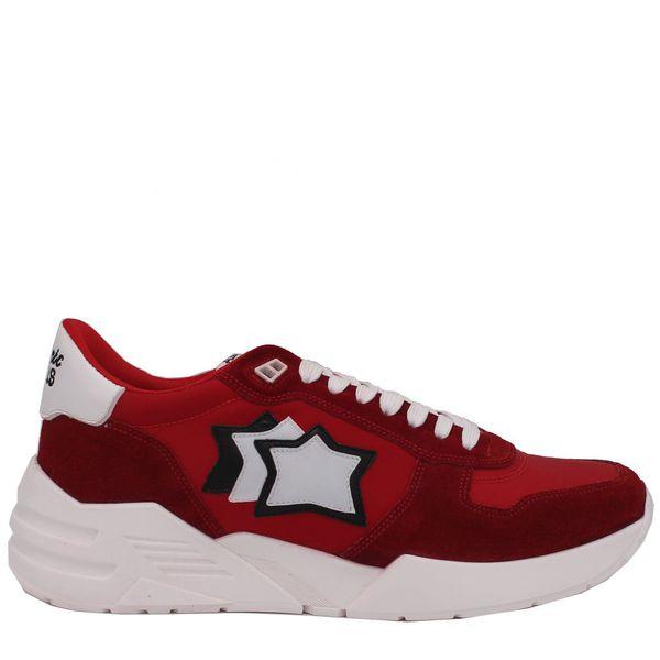 2. Sneakers modello mars rosso Atlantic Stars Rosso Atlantic Stars