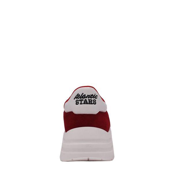 4. Sneakers modello mars rosso Atlantic Stars Rosso Atlantic Stars
