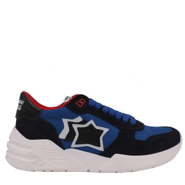 2. Sneakers modello mars nero Atlantic Stars Azzurro Atlantic Stars