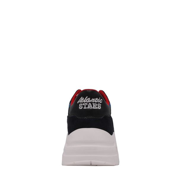 4. Sneakers modello mars nero Atlantic Stars Azzurro Atlantic Stars
