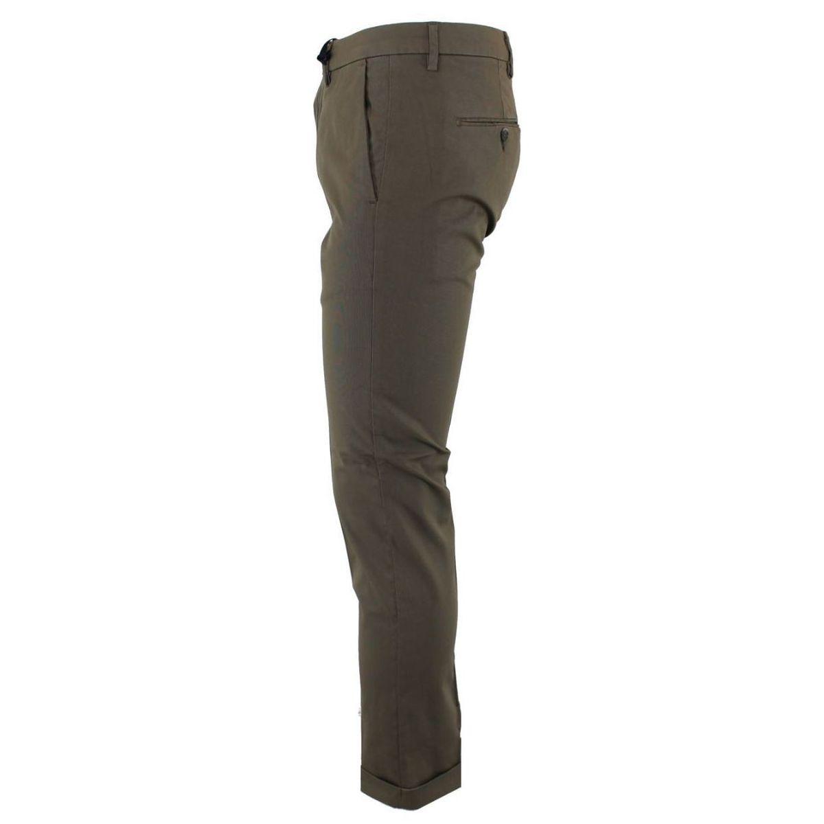 Pantalone chino Fango Seventy