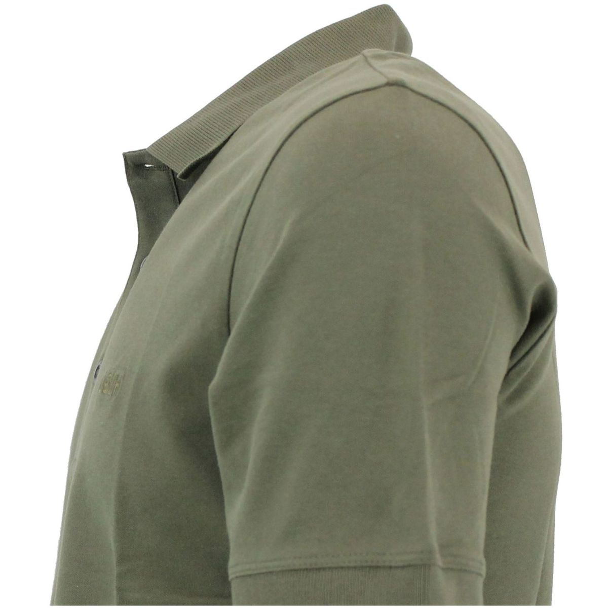 Polo slim fit basic Verde Hugo