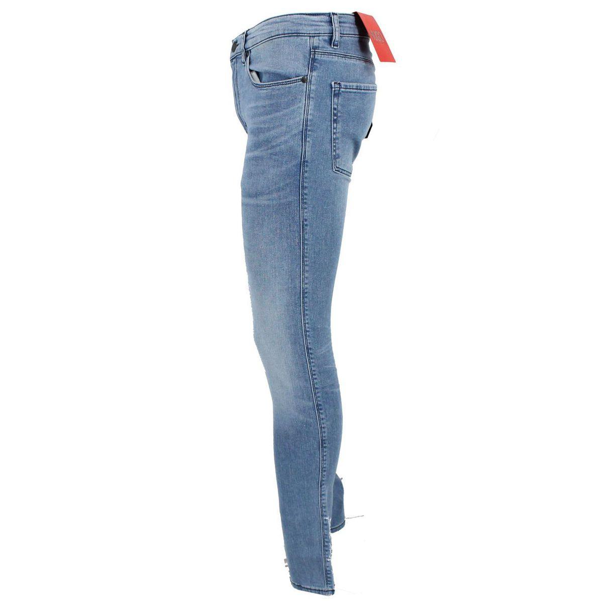 Jeans denim chiaro Denim Hugo