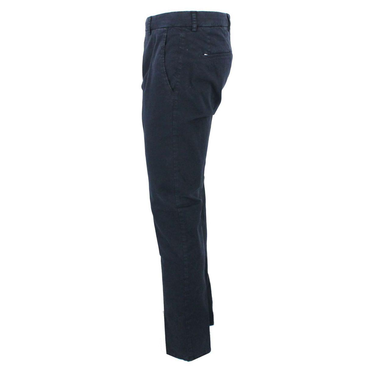 Pantalone in cotone Blue Berwich