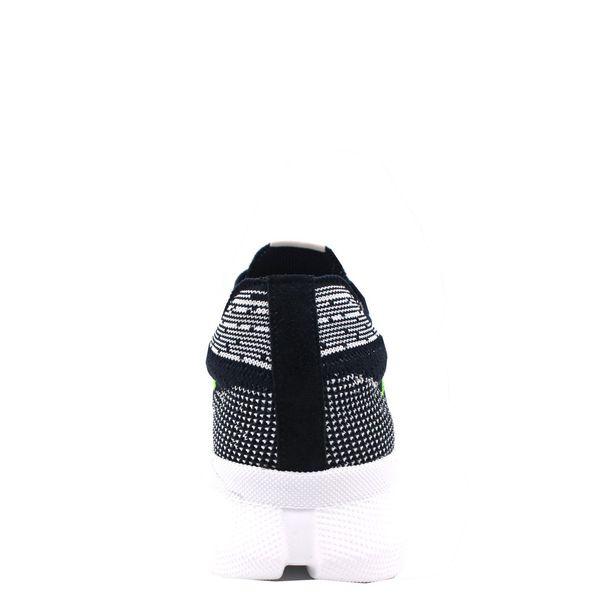 3. Sneakers allacciata con suola in gomma leggerissima color fluo L4K3 Fluo L4k3
