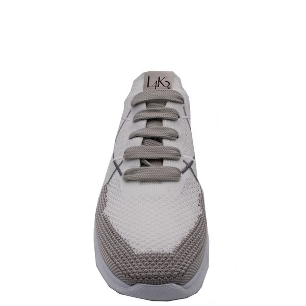 2. Sneakers allacciata con suola in eva ultraleggera L4K3 Bianco L4k3
