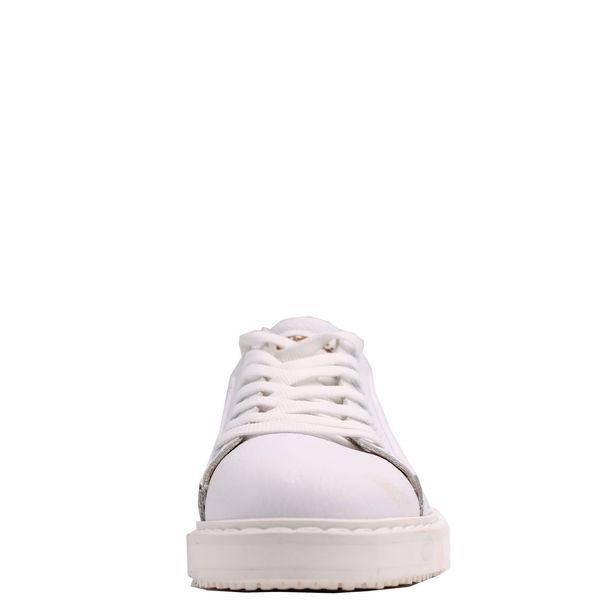 2. Sneakers in morbida pelle Fabi Bianco Fabi