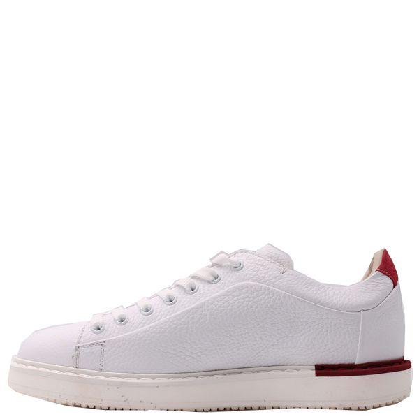 1. Sneakers in morbida pelle Fabi Bianco Fabi
