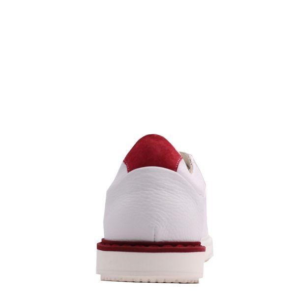 3. Sneakers in morbida pelle Fabi Bianco Fabi