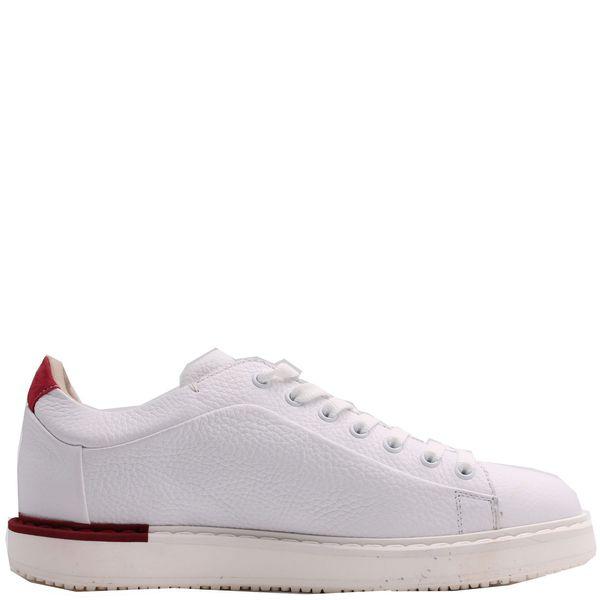 4. Sneakers in morbida pelle Fabi Bianco Fabi