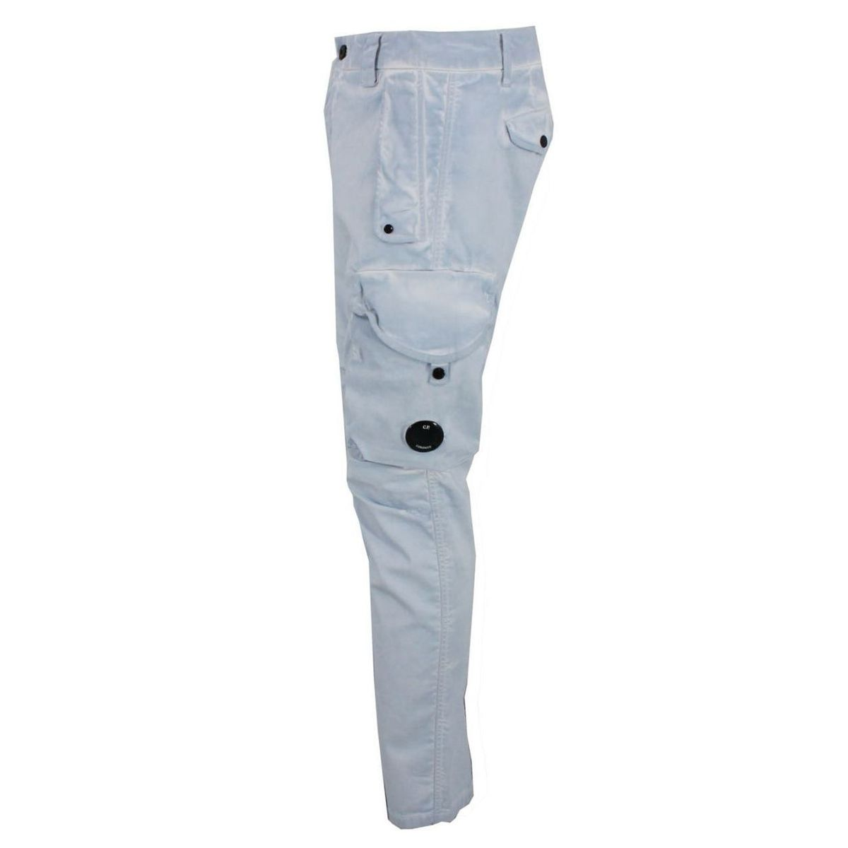 Pantaloni cargo Bianco C.P. Company