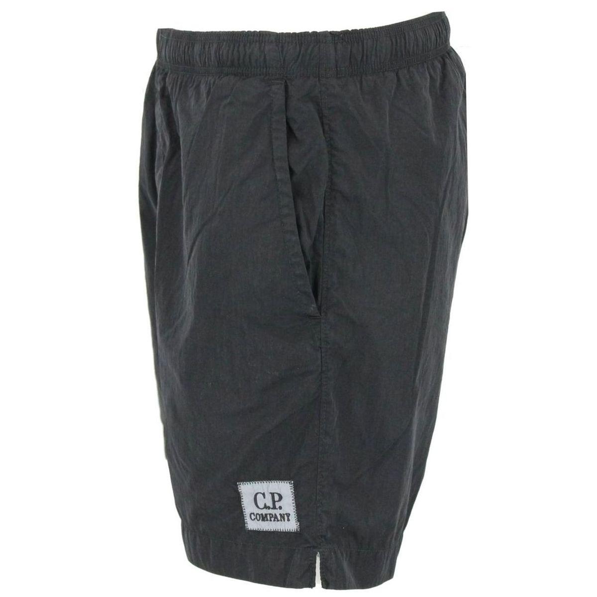 Costume boxer leggero Nero C.P. Company