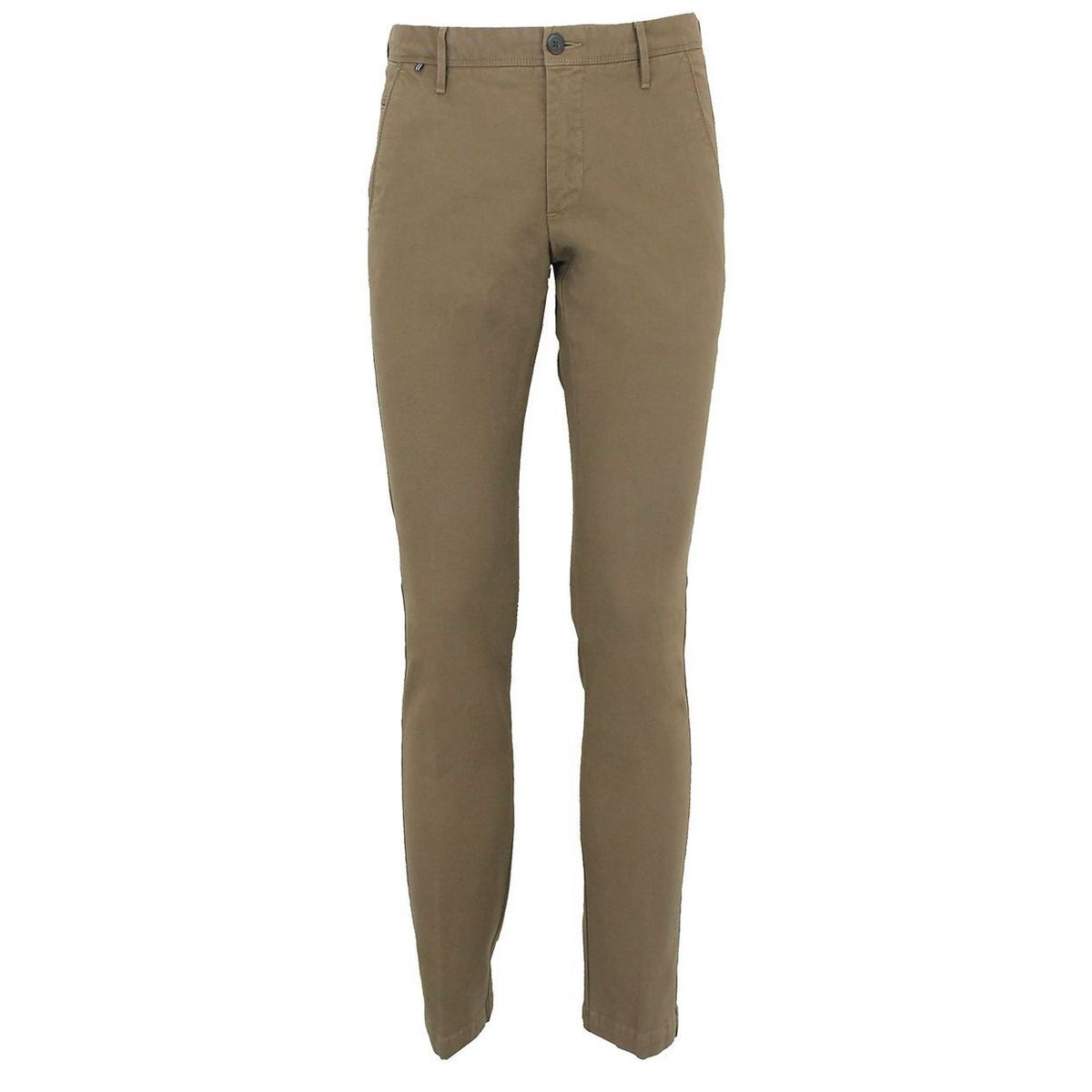 Pantalone in unica tinta Beige At.p.co