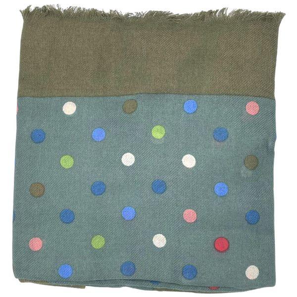 3. Sciarpa in lana morbida At.p.co Verde At.p.co